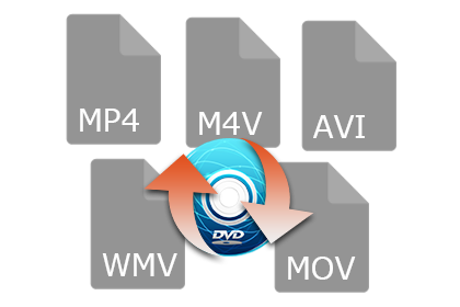 CD & DVD Ripper and DVD Creator