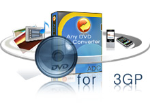DVD to 3GP Converter, DVD to 3G2