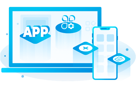 Manage and install apps