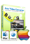 Any Video Converter für Mac OS bestellen